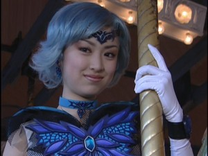 Live Action Pretty Guardian Sailor Moon Act 22 - Dark Mercury on the ferris wheel