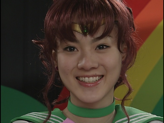 Live Action Pretty Guardian Sailor Moon Act 22 - Makoto is optimistic