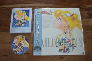 Pretty Guardian Sailor Moon The Movie Blu-Ray - Comparison - Sailor Moon S The Movie