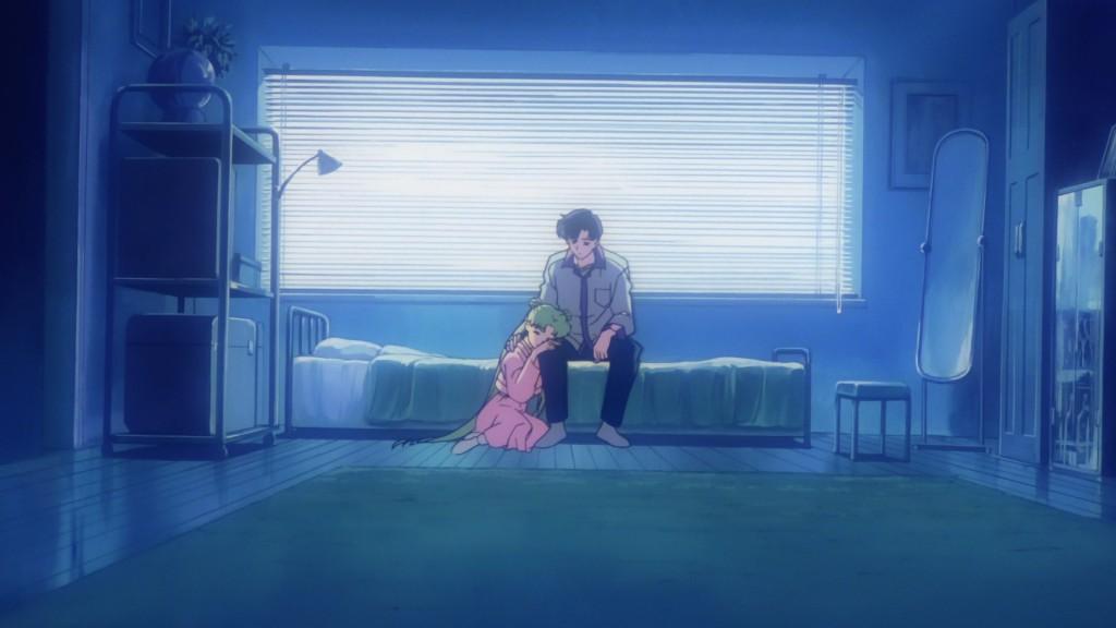 Sailor Moon R The Movie - Usagi and Mamoru