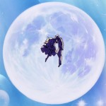 Sailor Moon S The Movie - Human Luna kisses Kakeru