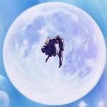 Sailor Moon S The Movie - Human Luna kisses Kakeru