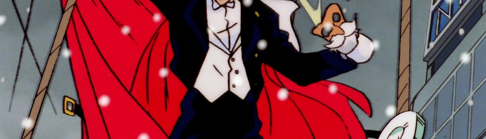 Sailor Moon S The Movie - Tuxedo Mask as Santa
