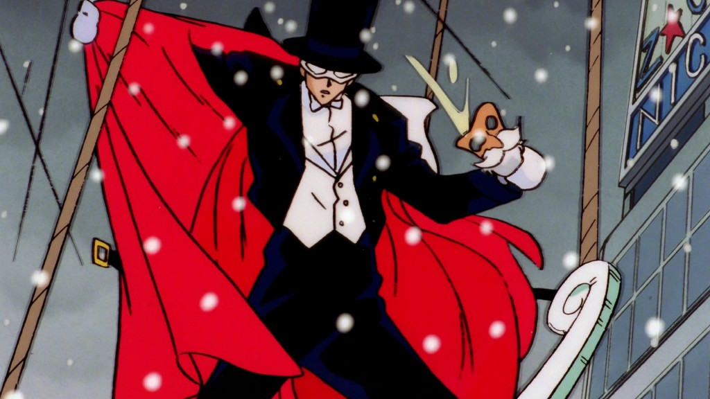 Sailor Moon S The Movie - Tuxedo Mask as Santa