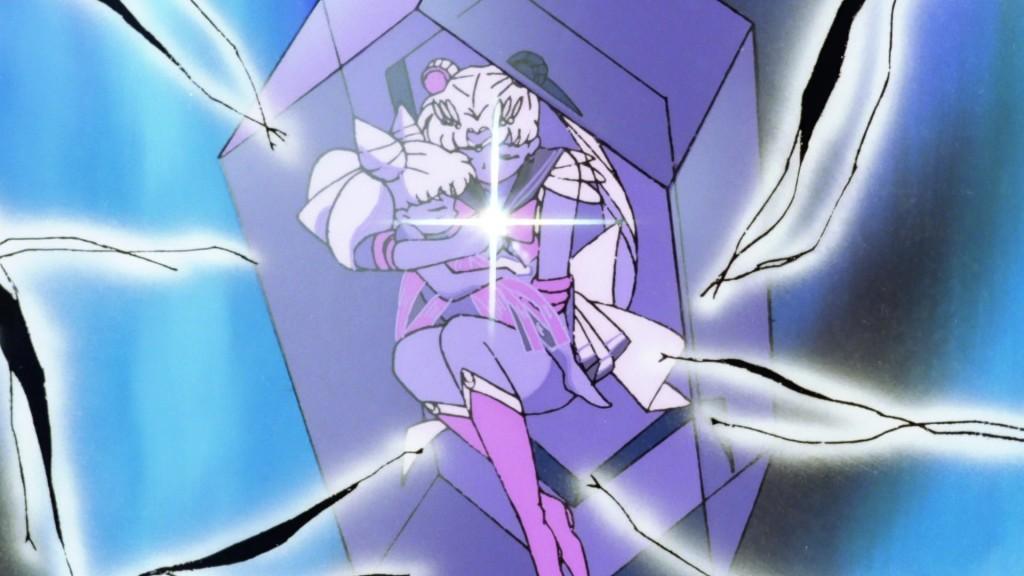 Sailor Moon SuperS The Movie - Sailor Moon escapes The Matrix (Black Dream Hole)