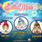 Cast info for Sailor Moon SuperS Part 2 - The Amazoness Quartet and Queen Nehalennia