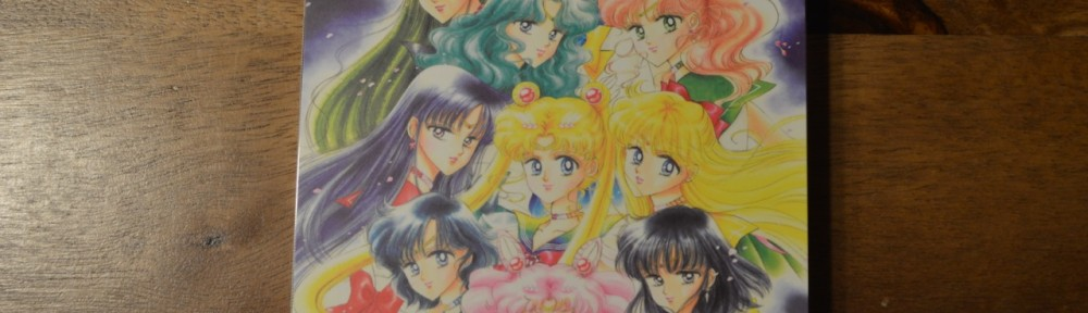 Sailor Moon The 25th Anniversary Memorial Tribute Album - Cover