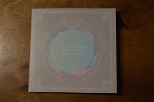Sailor Moon The 25th Anniversary Memorial Tribute Album - Insert - Cover