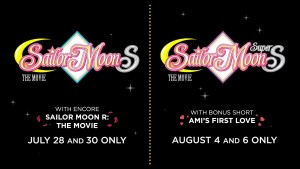 Sailor Moon S and SuperS movies