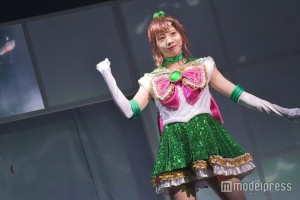 Nogizaka46 x Sailor Moon Musical - Sailor Jupiter