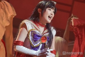 Nogizaka46 x Sailor Moon Musical - Sailor Mars