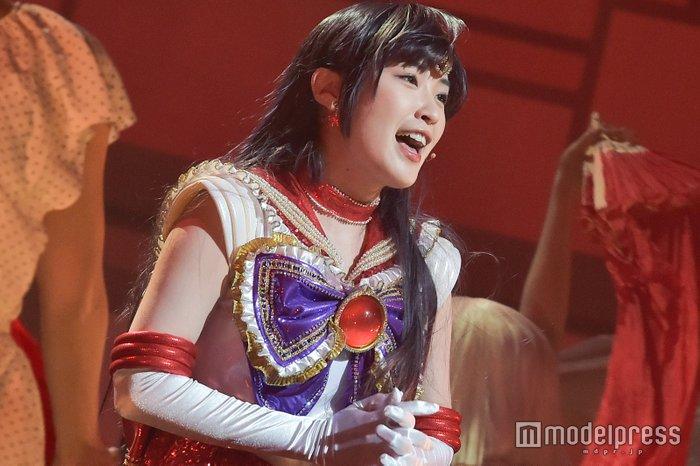 Nogizaka46 x Sailor Moon Musical - Sailor Mars