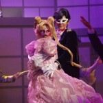 Nogizaka46 x Sailor Moon Musical - Usagi and Tuxedo Mask