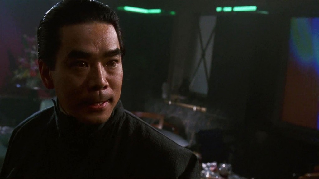 Denis Akiyama as Shinji in Johnny Mnemonic