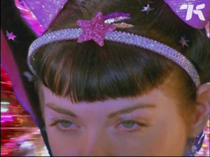 Team Angel - Transformation - Headband