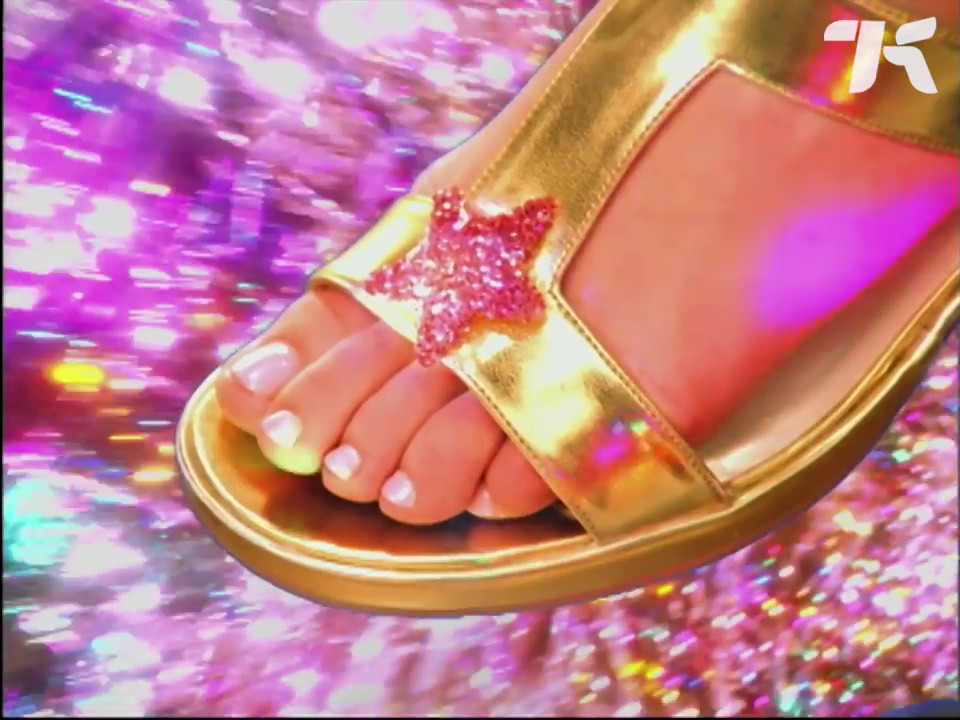 Team Angel - Transformation - Sandal