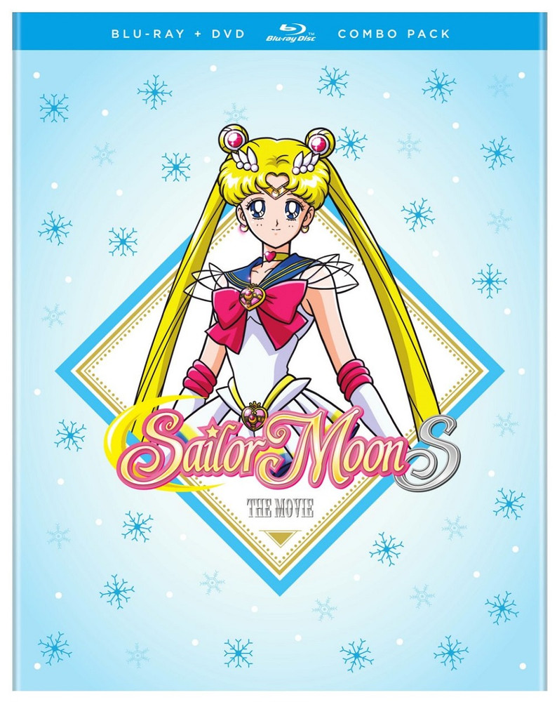 Sailor Moon S The Movie Blu-Ray/DVD Combo Pack