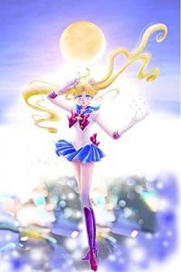 Sailor Moon Bunkobon version vol. 1 cover - Sailor Moon