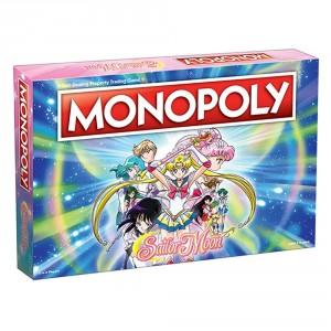 Sailor Moon Monopoly - Box