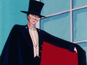 Sailor Moon episode 1 - My job here is done