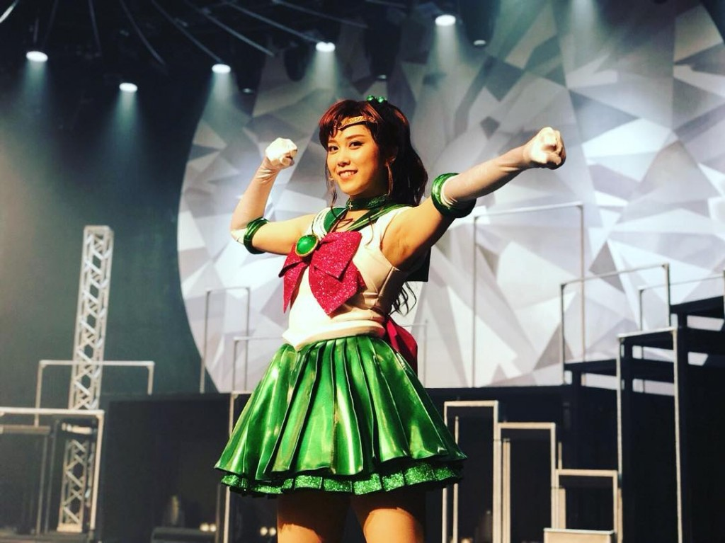 Kanna Matsuzaki as Sailor Jupiter
