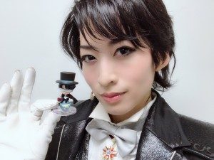 Riona Tatemichi as Tuxedo Mask