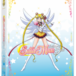 Sailor Moon Sailor Stars Blu-Ray set box art
