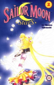 Tokyopop Sailor Moon Stars vol. 2