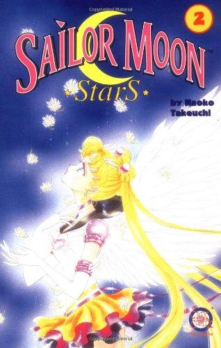Tokyopop Sailor Moon Stars vol. 2