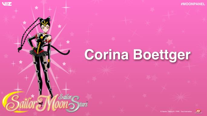 Corina Boettger as Sailor Tin Nyanko