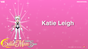 Katie Leigh as Sailor Iron Mouse