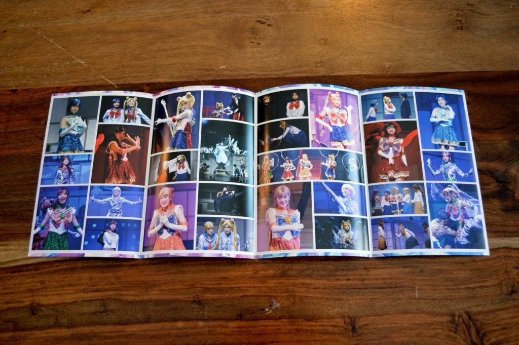 Nogizaka46 x Sailor Moon musical Blu-Ray - Insert - Expanded