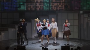 Nogizaka46 x Sailor Moon musical Blu-Ray - Team Moon - Chibiusa arrives
