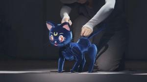 Nogizaka 46 x Sailor Moon musical Blu-Ray - Team Moon - Puppet Luna