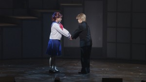 Nogizaka46 x Sailor Moon musical Blu-Ray - Team Moon - Naru and Umino