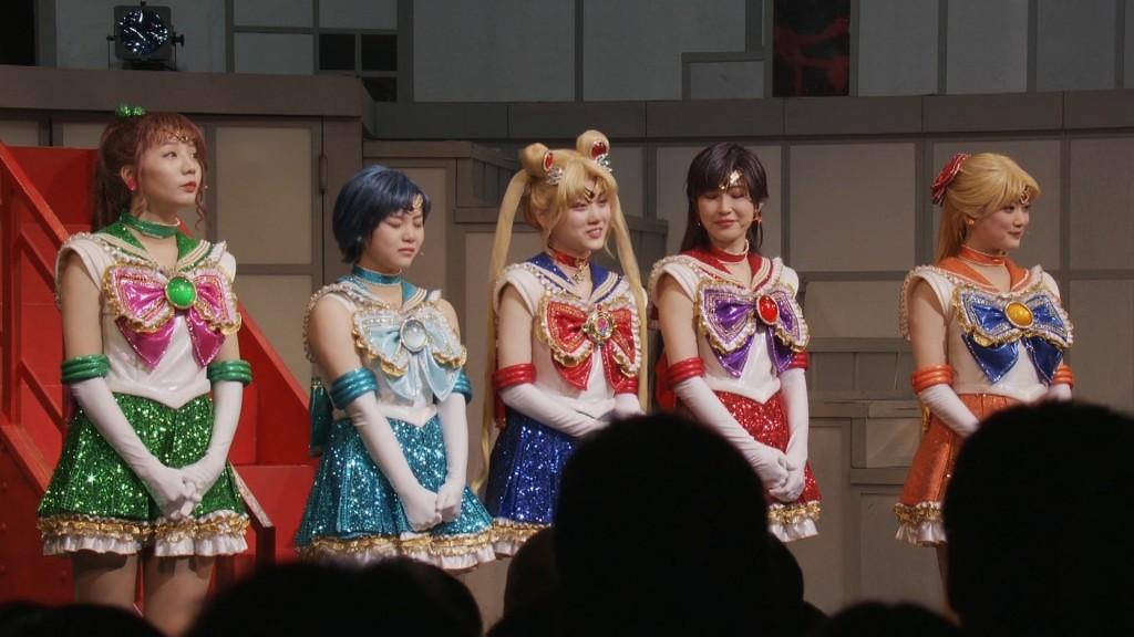 Nogizaka46 x Sailor Moon musical Blu-Ray - Team Moon - Q and A