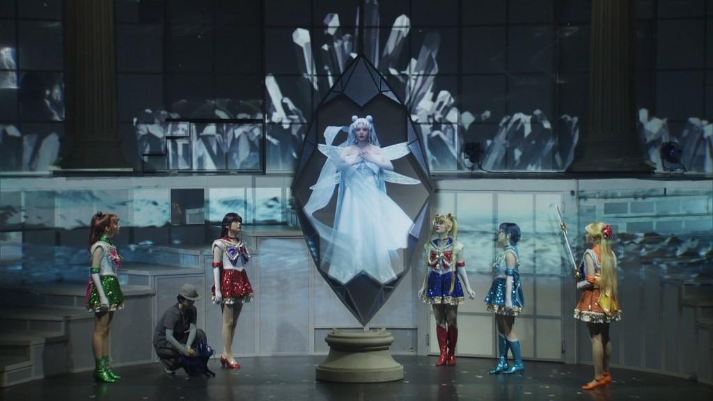 Nogizaka46 x Sailor Moon musical Blu-Ray - Team Moon - The Sailor Guardians and Queen Serenity