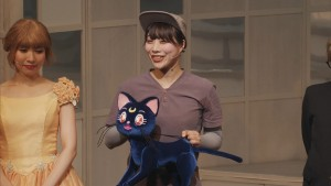 Nogizaka46 x Sailor Moon musical Blu-Ray - Team Star - Luna and her Puppeteer