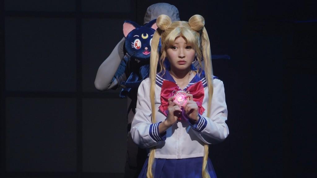Nogizaka46 x Sailor Moon musical Blu-Ray - Team Star - Usagi and Luna