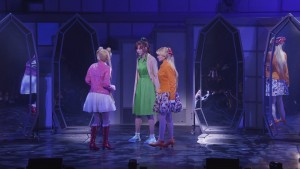 Nogizaka46 x Sailor Moon musical Blu-Ray - Team Star - Usagi, Makoto and Minako