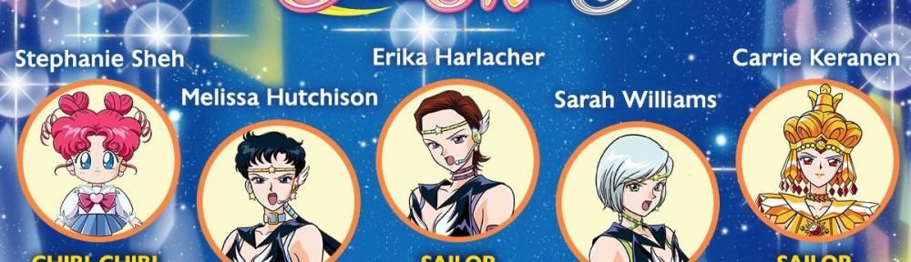 Sailor Moon Sailor Stars Dub Voice Actors