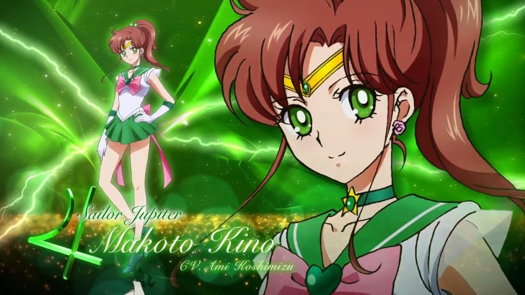 Sailor Moon Eternal - Sailor Jupiter