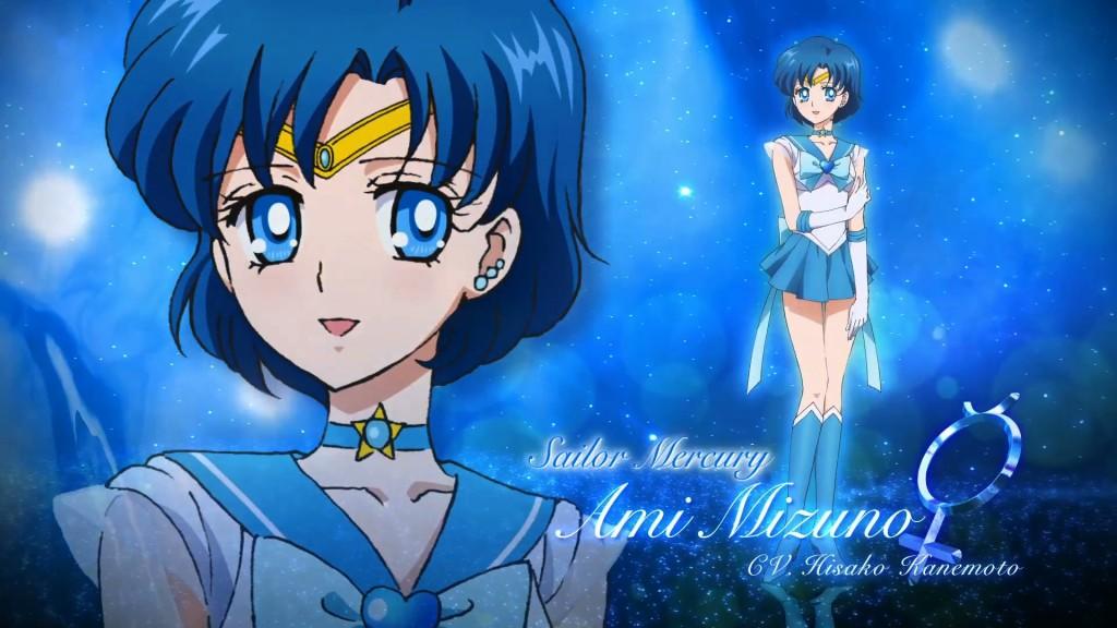 Sailor Moon Eternal - Sailor Mercury