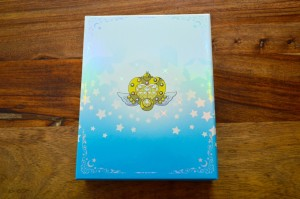 Sailor Moon Sailor Stars Part 1 Blu-Ray - Back