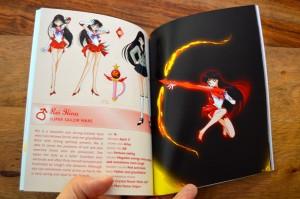 Sailor Moon Sailor Stars Part 1 Blu-Ray - Booklet - Sailor Mars