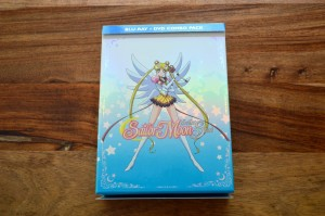 Sailor Moon Sailor Stars Part 1 Blu-Ray - Cover