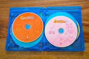 Sailor Moon Sailor Stars Part 1 Blu-Ray - Discs 3 & 4