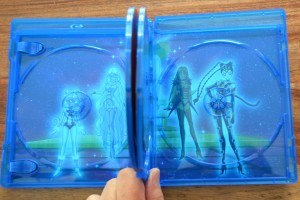 Sailor Moon Sailor Stars Part 1 Blu-Ray - Sailor Animamates and Galaxia