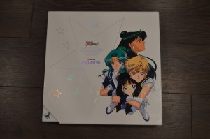 Sailor Moon Sailor Stars Laserdisc - Box back