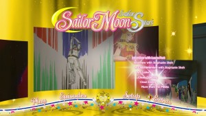 Sailor Moon Sailor Stars Viz Blu-Ray - Special features